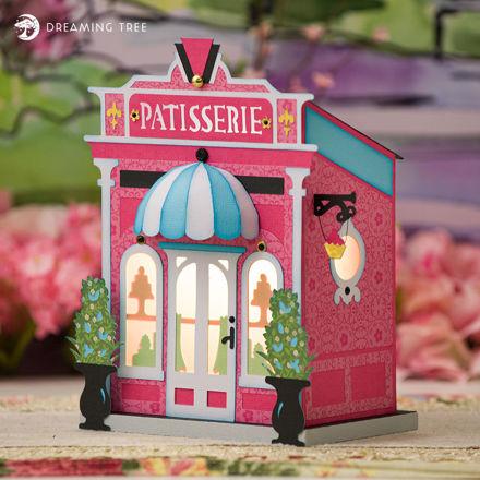 Patisserie French Bakery Luminary Gift Box