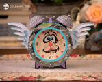 Sweet Dreams Alarm Clock With Wings