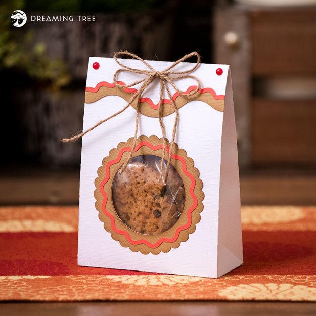 Cookie Bag (Free SVG)