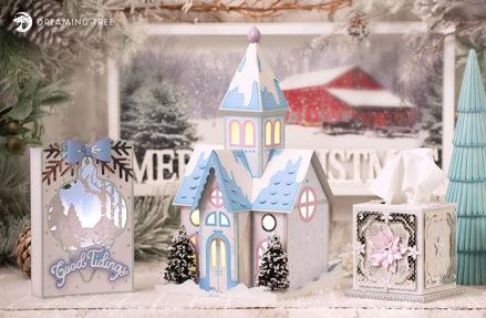 White Christmas SVG Bundle