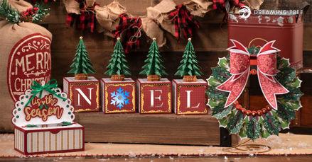 Home For Christmas SVG Bundle