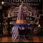 Halloween Witch Treat Box SVG