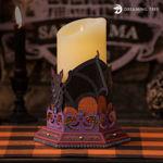 Bat Candle Holder SVG