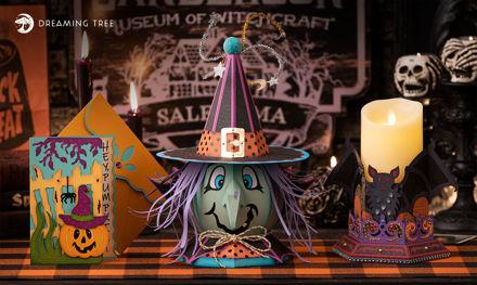Halloween Spirit SVG Bundle