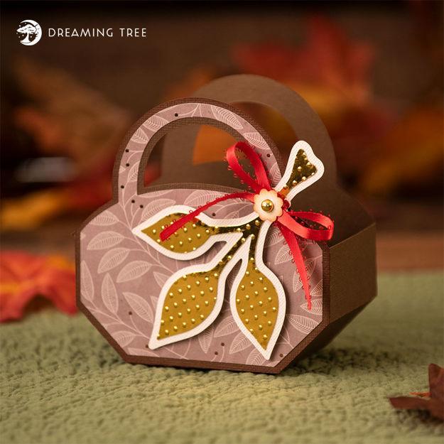 Fall Treat Bag (Free SVG)