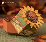 Sunflower Gift Box