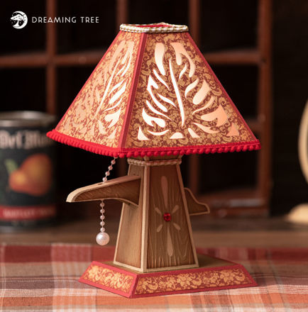 Water Pump Lamp Luminary