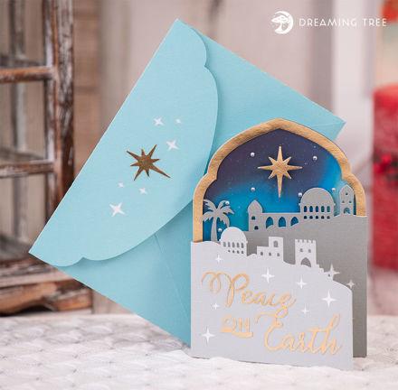 Christmas Nativity Card