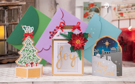 The Magic Of Christmas SVG Bundle
