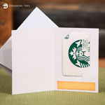 Coffee Gift Card Holder (Free SVG)