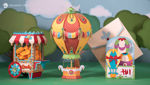 Picture of Balloon Festival SVG Bundle