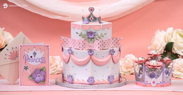 Princess Party SVG Bundle