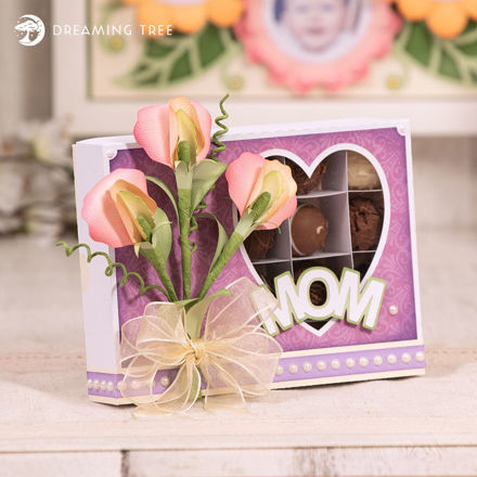 Sweet Peas & Treats Mother's Day Gift Box