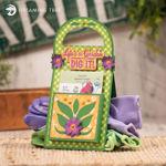 Garden Glove Gift Tote