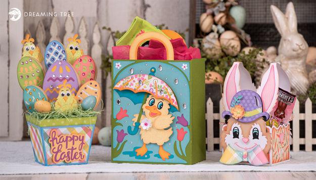 Easter Adorables SVG Bundle