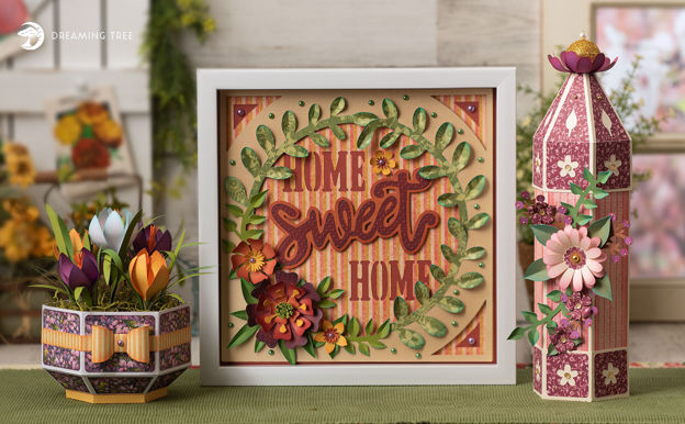 Picture of Home Sweet Home SVG Bundle