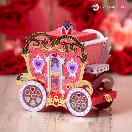Picture of Loveland Royal Carriage SVG