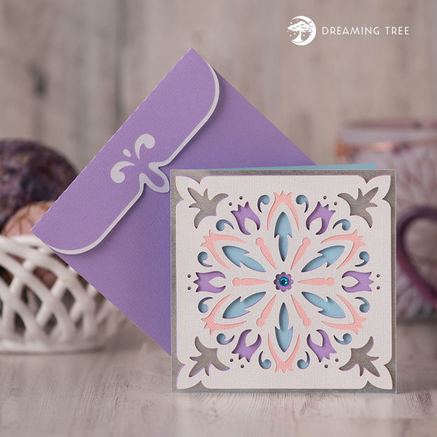 Picture of Winter Card SVG
