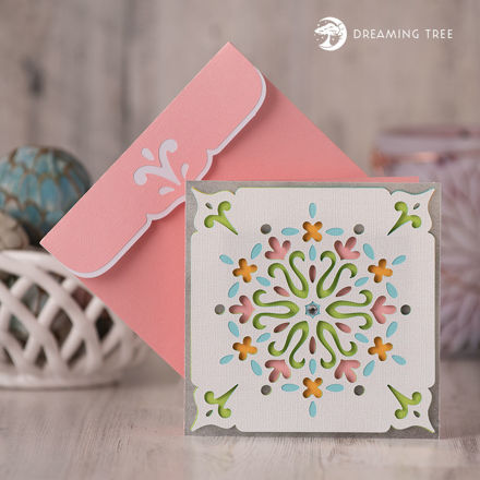 Spring Card SVG