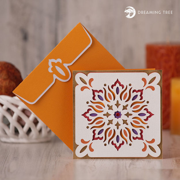 Picture of Fall Card SVG
