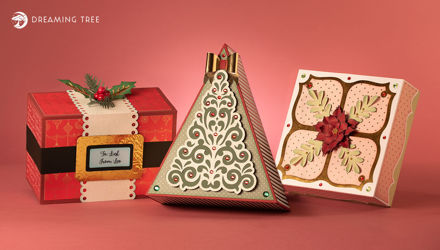 Picture of Nifty Gifty Boxes SVG Bundle