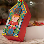 Picture of Toy Soldier Gift Box SVG