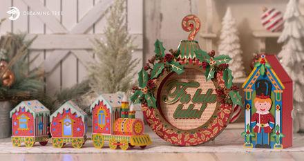 Christmas Cheer SVG Bundle