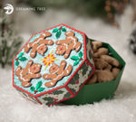Christmas Gingerbread Men Goodie Box