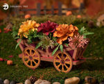 Picture of Marigold Wagon SVG