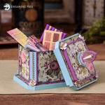 Picture of Darling Gift Boxes SVG Bundle