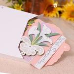 Fold Over Cards Case (Free SVG)