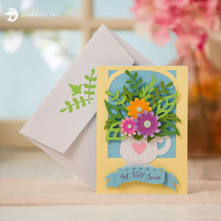 Picture of Get Well Card SVG