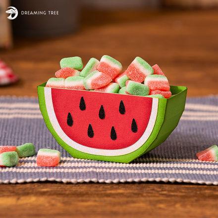 Free Watermelon Snack Bowl