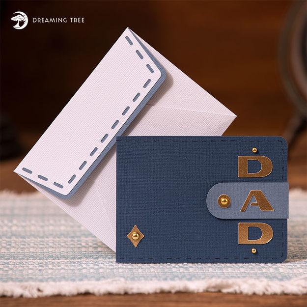 Wallet Gift Card Holder (Free SVG)