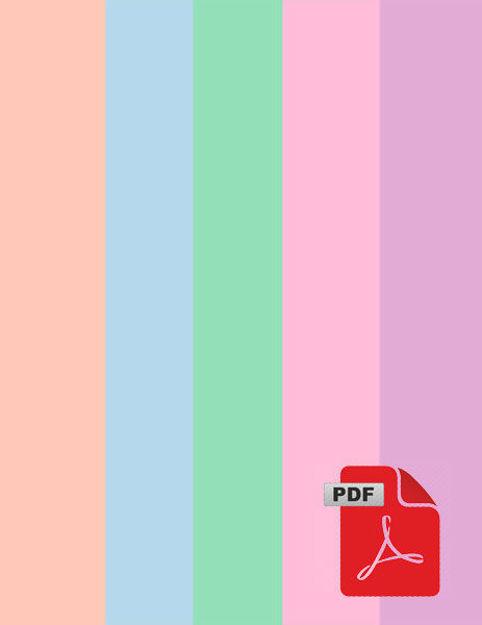 Spring Vellum Color Pack (Free PDF)