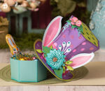Mad Hatter Easter Bunny Treat Box