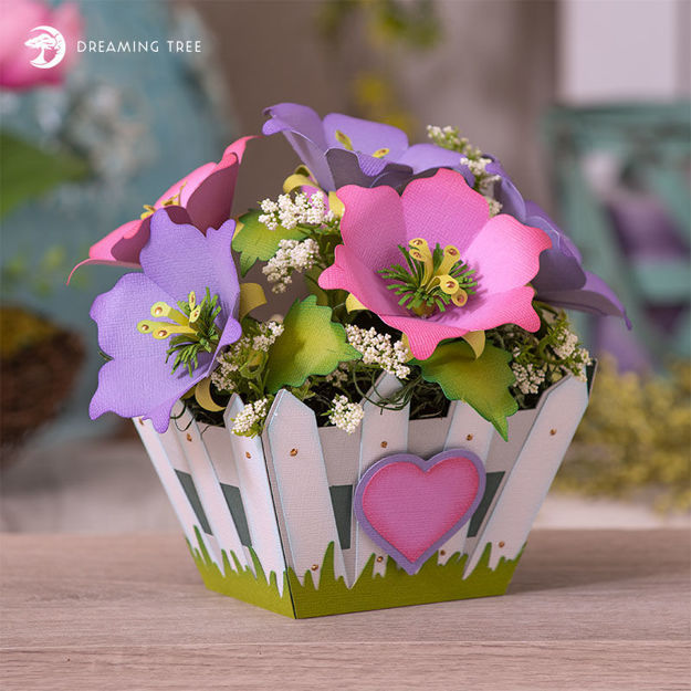 Picture of Spring Posies SVG