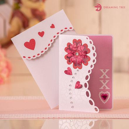 XXO Valentine's Card