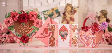 My Lovely Valentine SVG Bundle