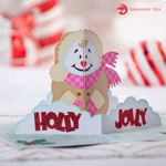 Picture of Holly Jolly Cards SVG Bundle