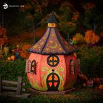 Halloween Hollow Pumpkin Place Luminary