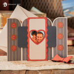 Father's Day Shutter Card SVG
