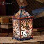 Penny Farthing Lantern Luminary
