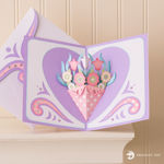 Happy Mother's Day Pop Up Floral Card