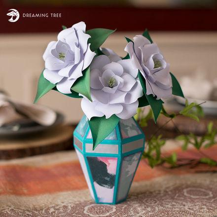 Picture of Gorgeous Gardenias SVG