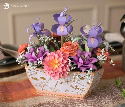 Floral Arrangement SVG