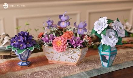 Alluring Florals SVG Bundle