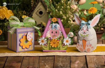 Easter Frolics SVG Bundle