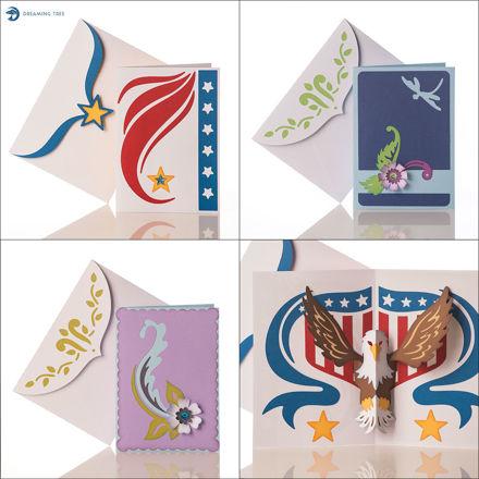 Picture of Captivating Cards SVG Bundle