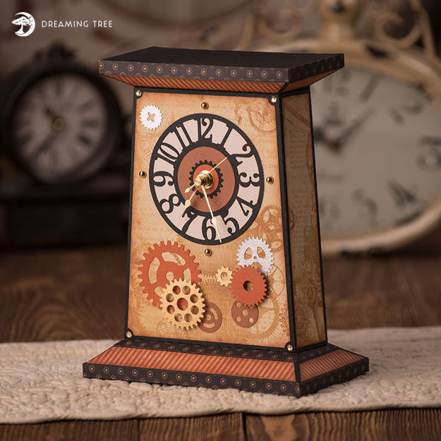Picture of Tick Tock Clock SVG